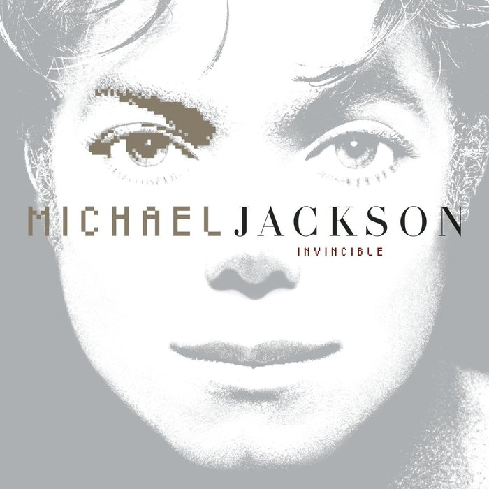 Invincible by Michael Jackson 1