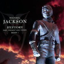 <cite>HIStory</cite> by Michael Jackson