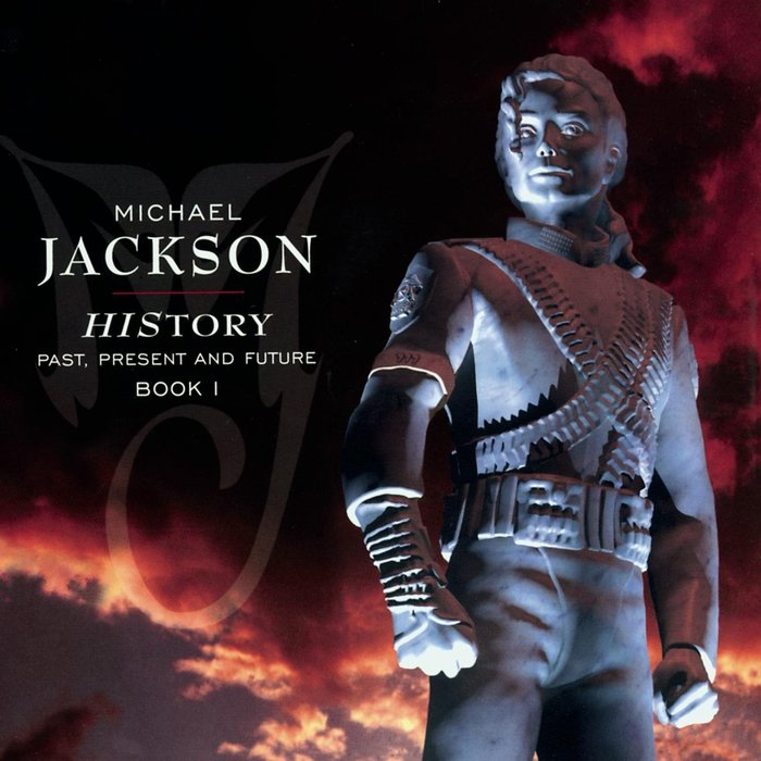 HIStory by Michael Jackson