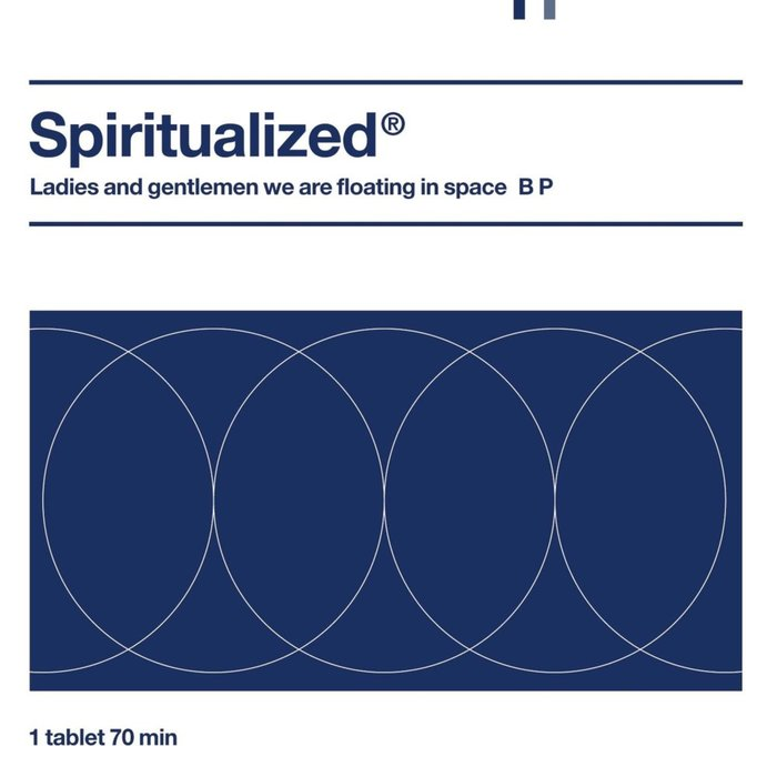 Ladies And Gentlemen We Are Floating In Space by Spiritualized 1