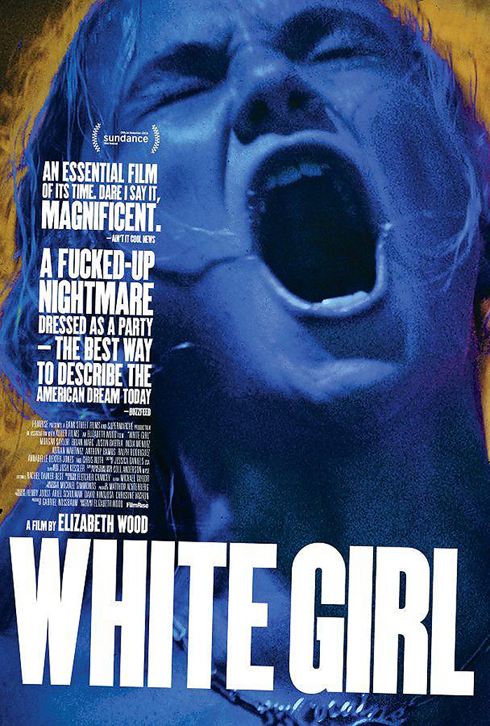 White Girl movie graphics 2
