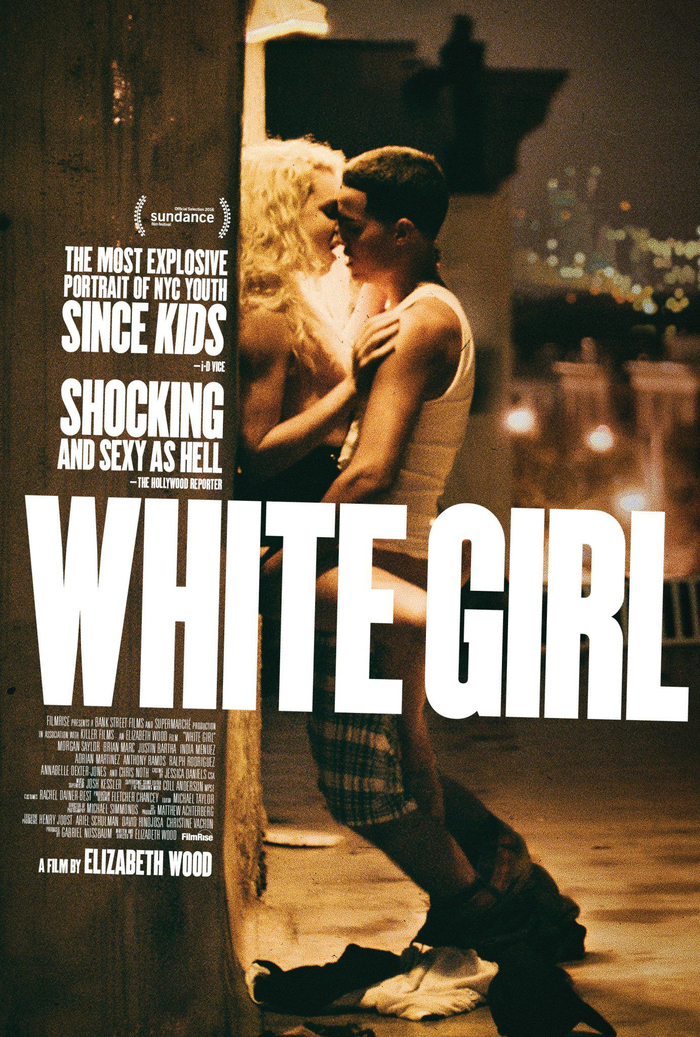 White Girl movie graphics 1