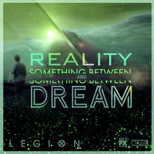 """Something Between Reality and Dream"" ad for <cite>Legion</cite> TV series"