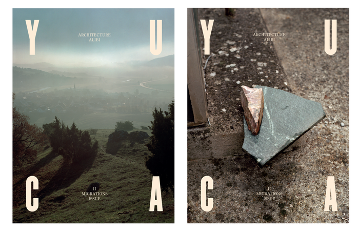 YUCA magazine, issue #2 1