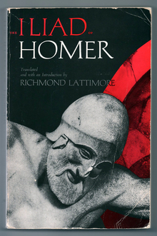 <cite>The Iliad of Homer</cite>, The University of Chicago Press