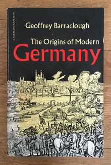 <cite>The Origins of Modern Germany, </cite>Paragon