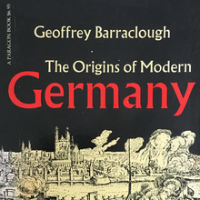 <cite>The Origins of Modern Germany, </cite>Paragon