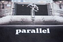 <cite>Parallel</cite> skateboarding magazine