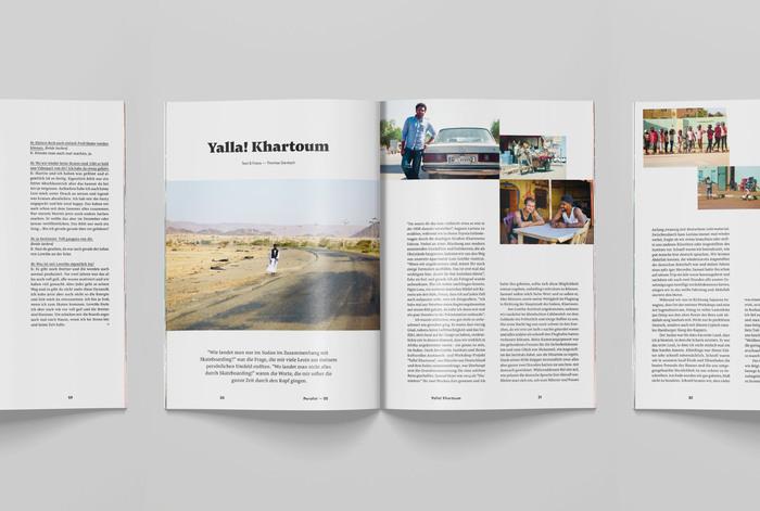 Parallel skateboarding magazine 6