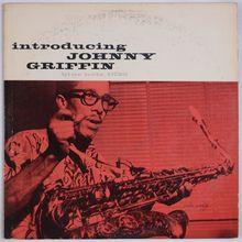 <cite>Introducing Johnny Griffin</cite> album art