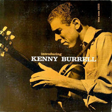 <cite>Introducing Kenny Burrell</cite>
