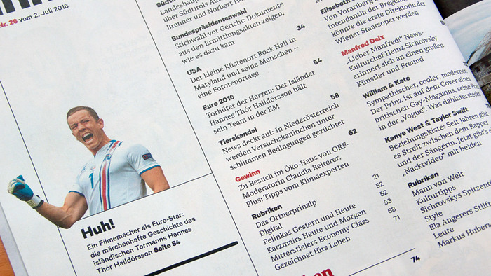 News magazine (Austria) 6