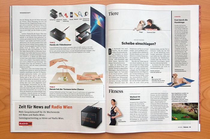 News magazine (Austria) 7