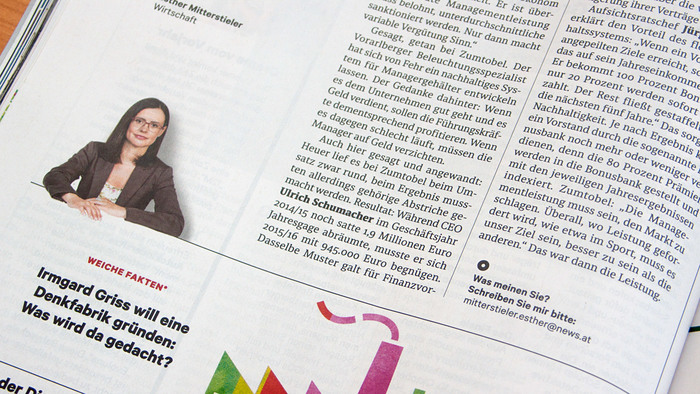 News magazine (Austria) 8