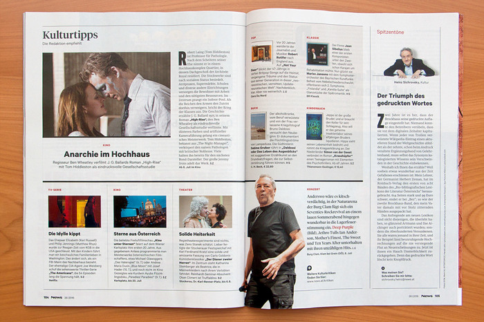 News magazine (Austria) 9