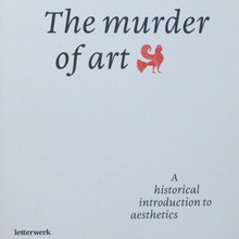 <cite>The Murder of Art</cite> by Thomas Crombez