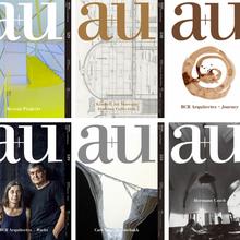 <cite>a+u</cite> magazine