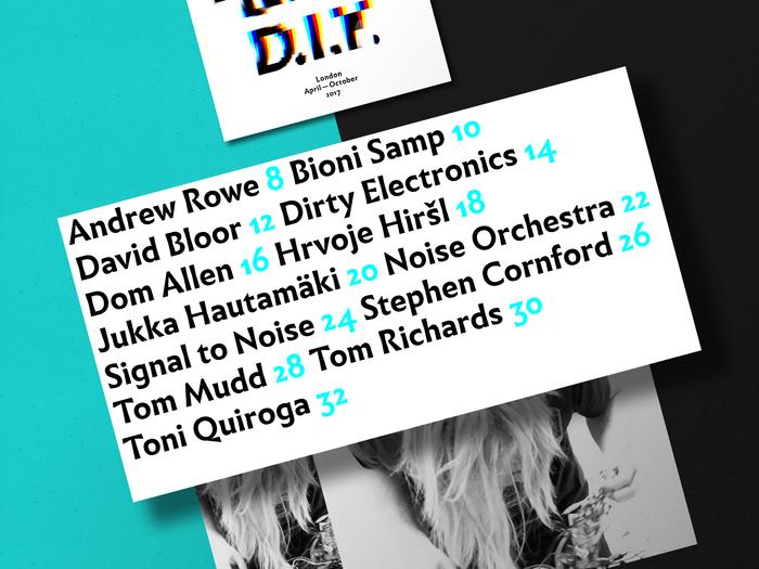 Sounding D.i.Y. 2017 — digital catalogue 1