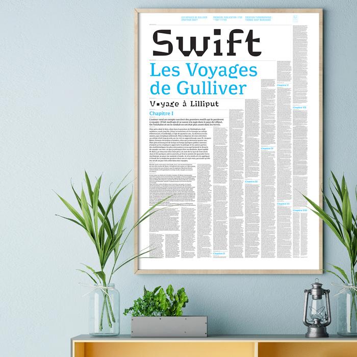 Les Voyages de Gulliver: Voyage à Lilliput, Bookster 1