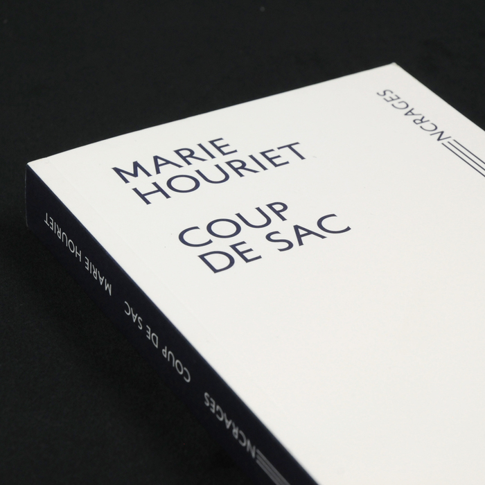 Coup de Sac by Marie Houriet, Æncrages 1