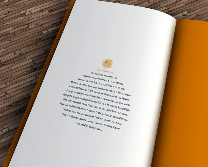 Fondo del Estado de México Editions 6
