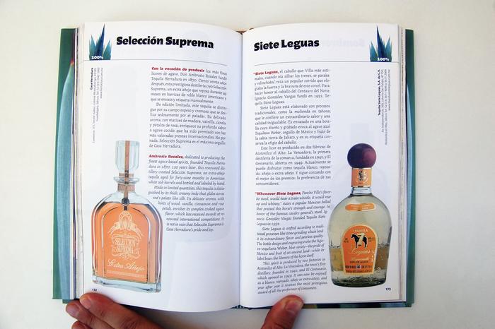 Guía del Tequila, Artes de México 3