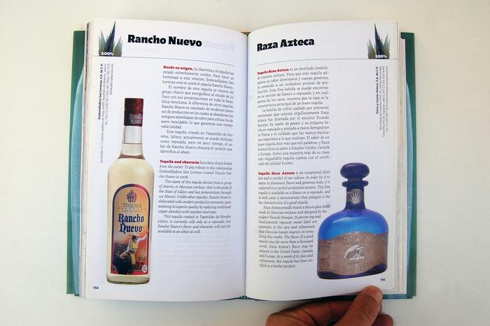 Guía del Tequila, Artes de México 8
