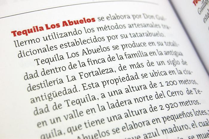 Guía del Tequila, Artes de México 9