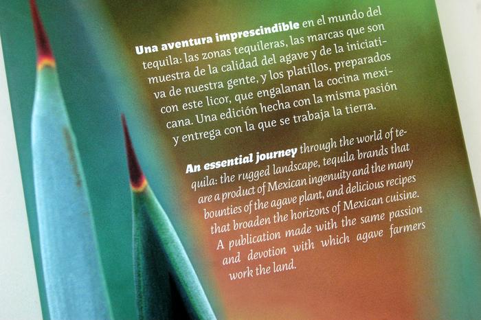 Guía del Tequila, Artes de México 13