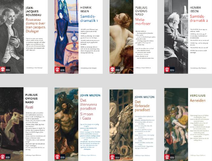 Levande Litteratur classics series, Natur & Kultur (2006–) 2