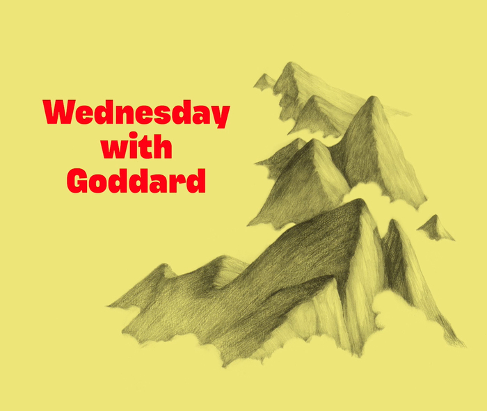 Wednesday with Goddard 1