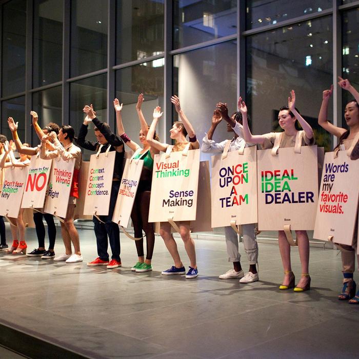 Base celebrates its 20th Anniversary at MoMA 1