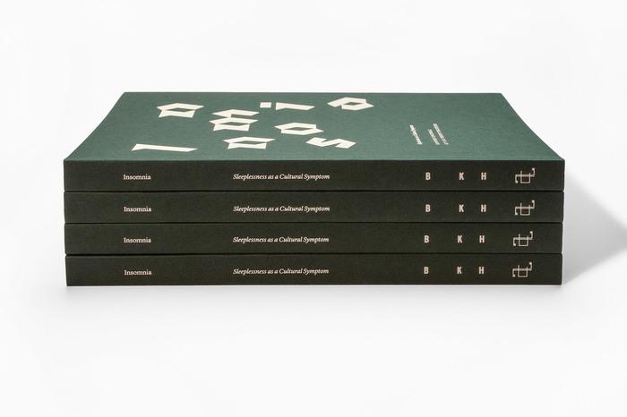Insomnia exhibition catalogue 2