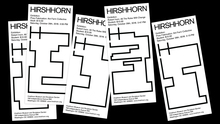 Hirshhorn Museum and Sculpture Garden identity (fictional)
