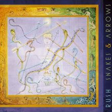 Rush – <cite>Snakes &amp; Arrows </cite>album art