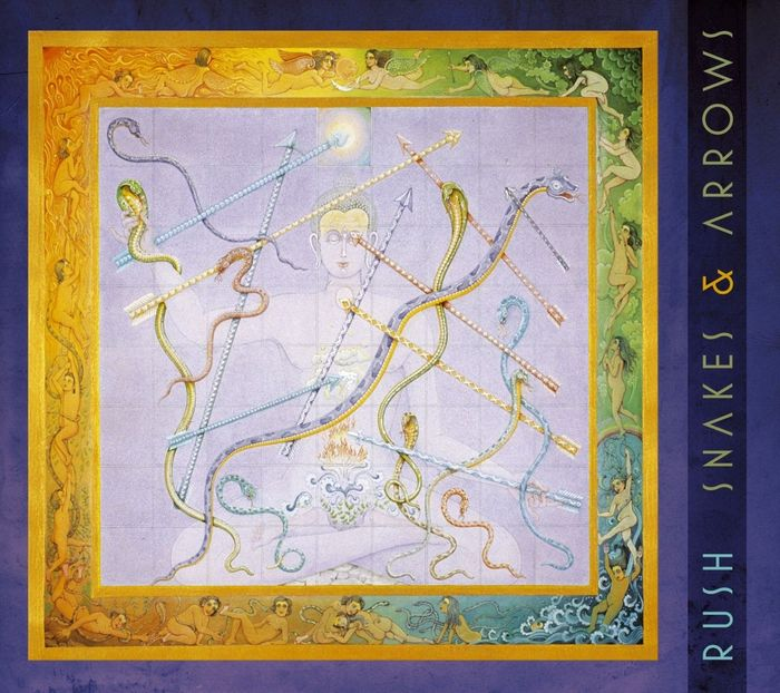 Snakes & Arrows – Rush 1