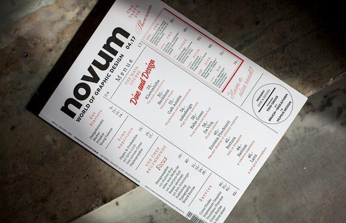 Novum magazine cover, issue 04.17 1