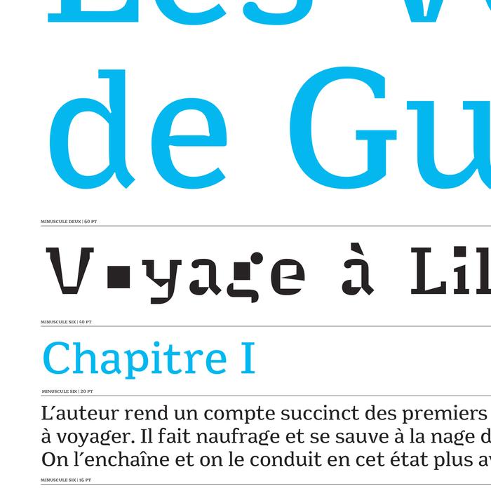 Les Voyages de Gulliver: Voyage à Lilliput, Bookster 3