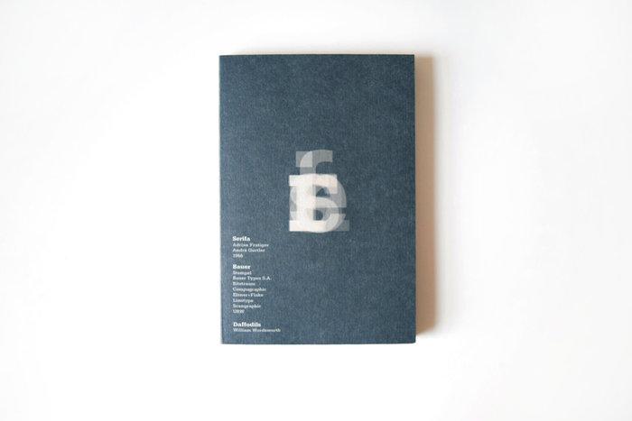 Serifa type specimen book 1