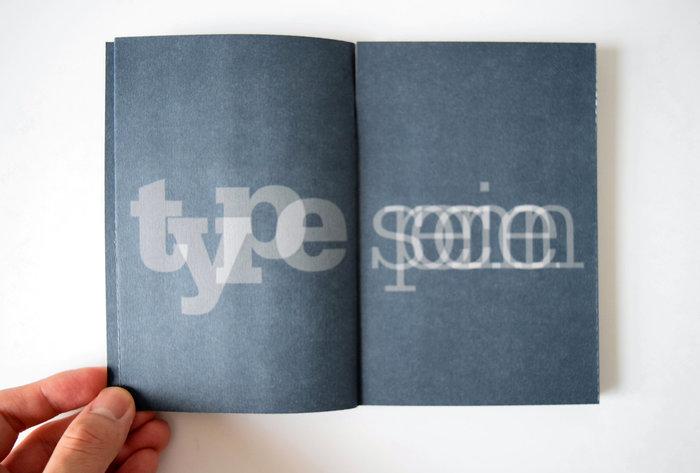 Serifa type specimen book 3