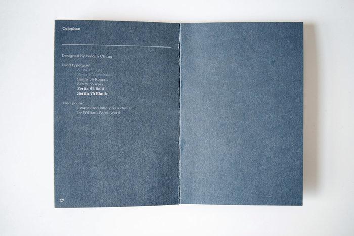 Serifa type specimen book 6