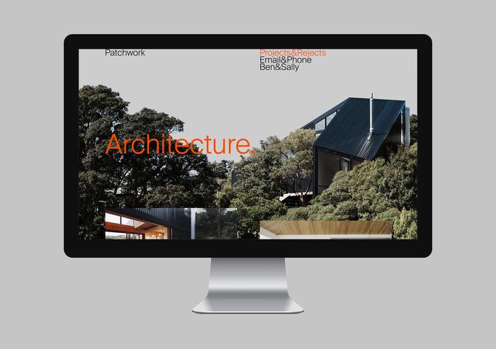 Patchwork Architecture 1