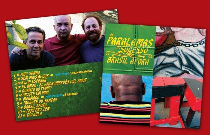 Brasil Afora by Os Paralamas do Sucesso 8