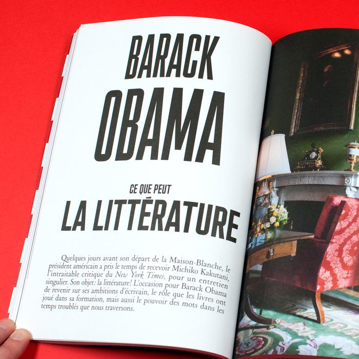 America — L'Amérique comme vous ne l'avez jamais lue, issue no.1 2