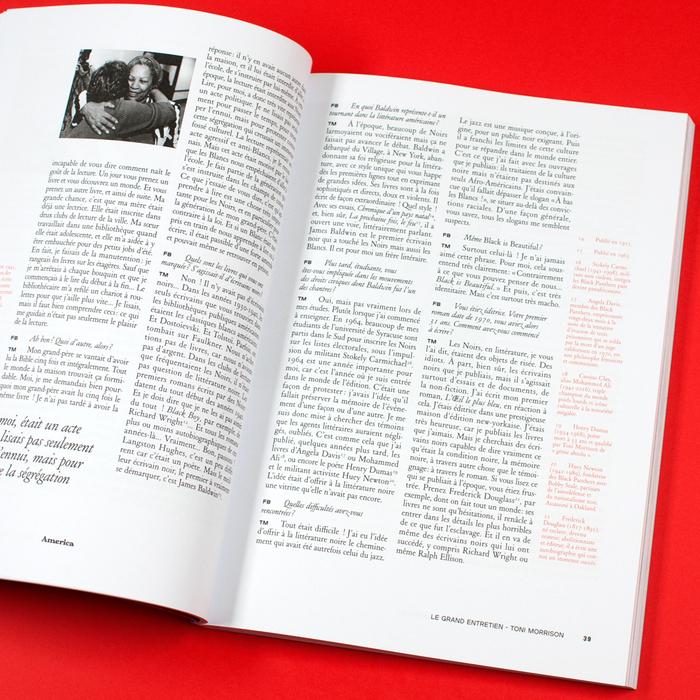 America — L'Amérique comme vous ne l'avez jamais lue, issue no.1 6