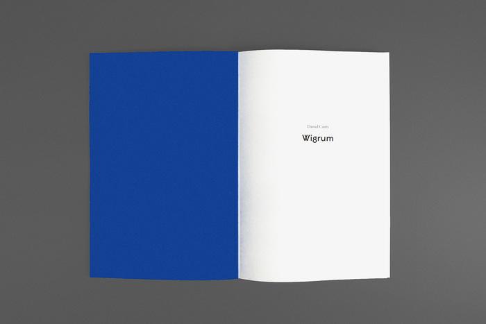 Wigrum, a novel by Daniel Canty 2