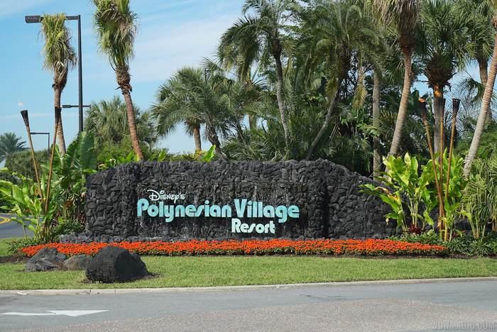 Disney's Polynesian Village Resort 1