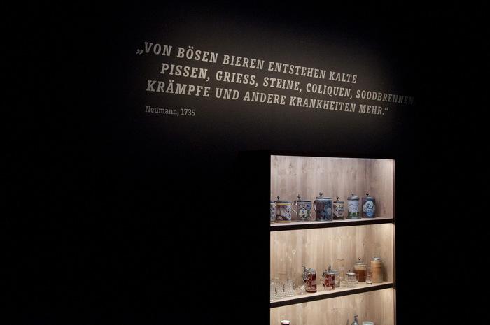 """""""Kein Bier ohne Alster"""" exhibition 9"""