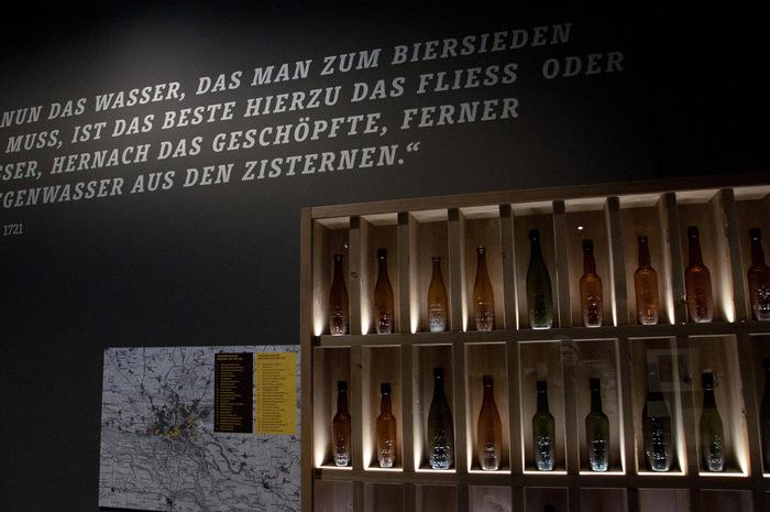 """""""Kein Bier ohne Alster"""" exhibition 10"""