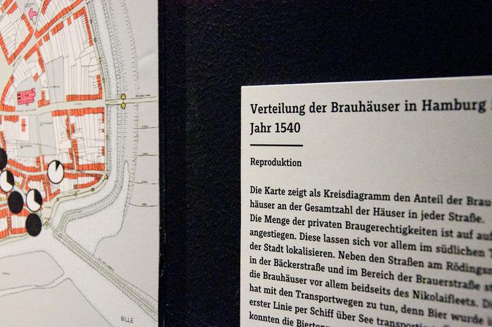 """""""Kein Bier ohne Alster"""" exhibition 12"""